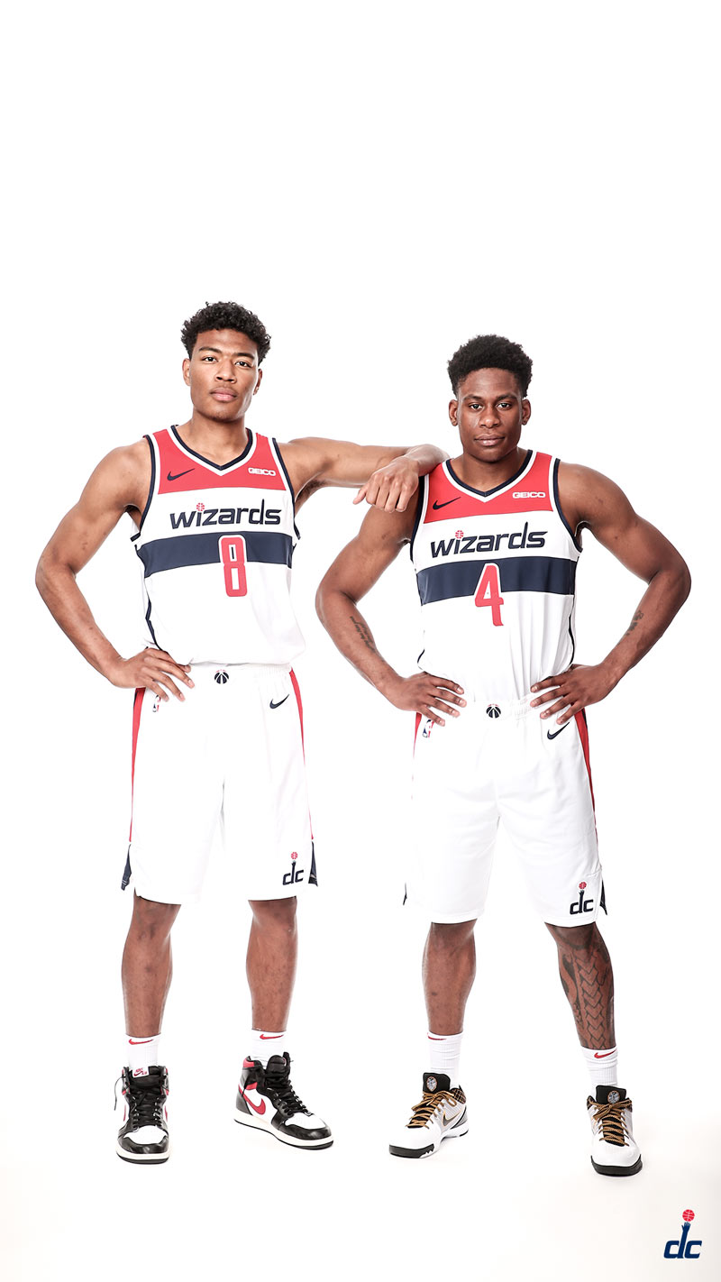 Rui Hachimura of the Washington Wizards - Reasons to see the NBA's Wizards in DC this season