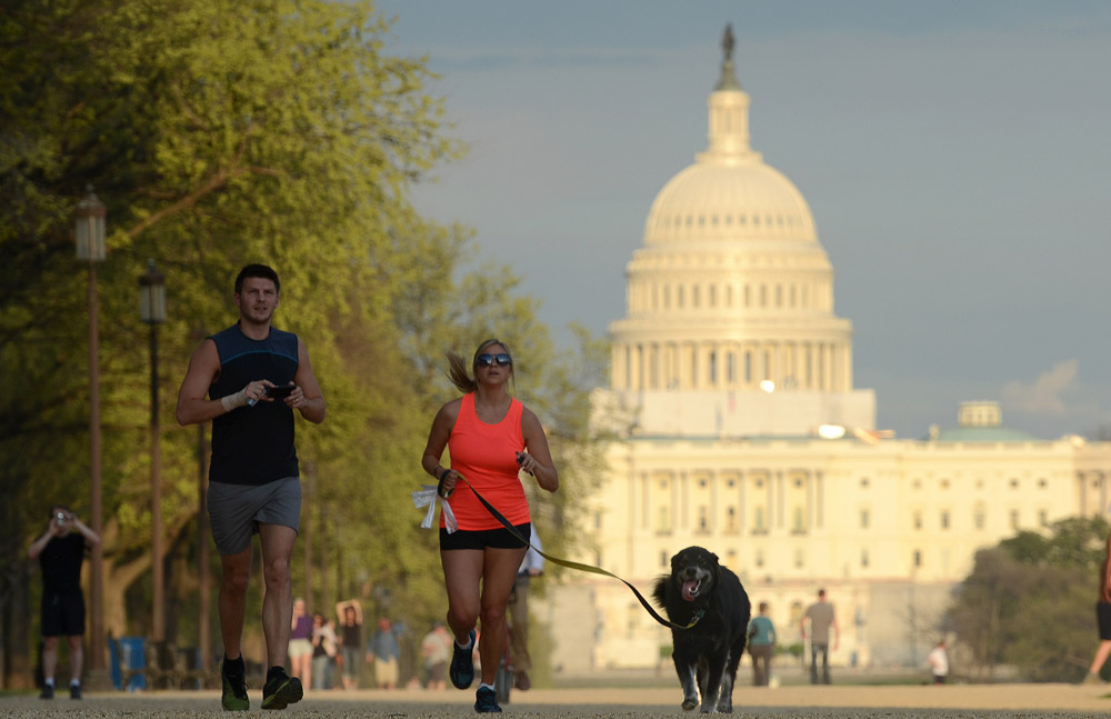 Top 10 Running Spots Amp Trails In Washington Dc
