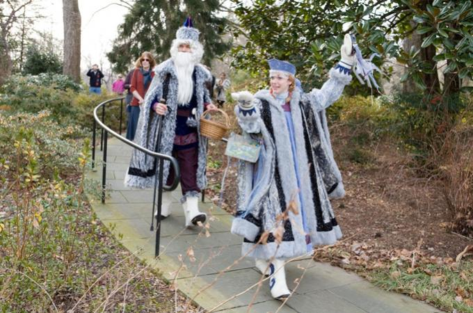Russian Winter Festival at the Hillwood Estate, Museum & Gardens - Holiday Events in Washington, DC