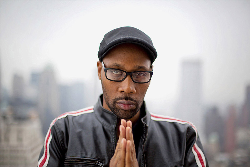 RZA: Live from 'The 36th Chamber of Shaolin' at the Warner Theatre - Concert in Washington, DC