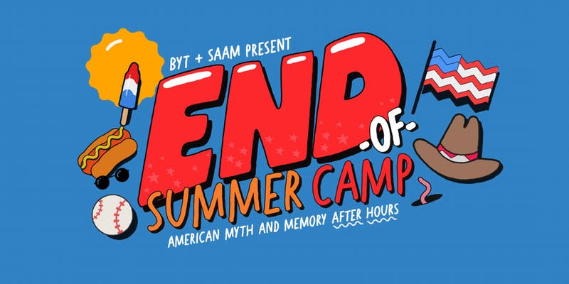 SAAM and BYT Present: End-of-Summer Camp event at the Smithsonian American Art Museum