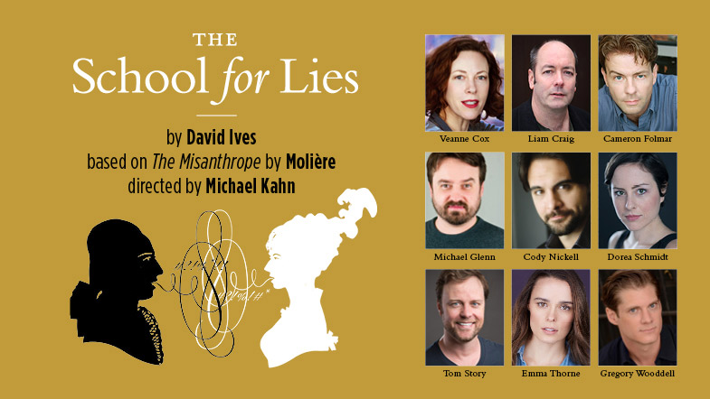 School for Lies at Shakespeare Theatre Company - Plays and Performing Arts in Washington, DC