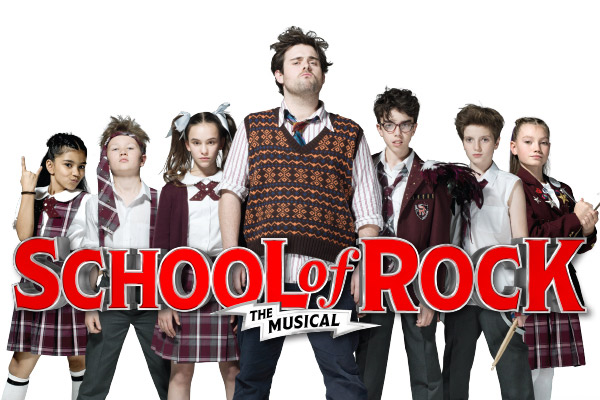 School of Rock at National Theatre - Winter performing arts in Washington, DC