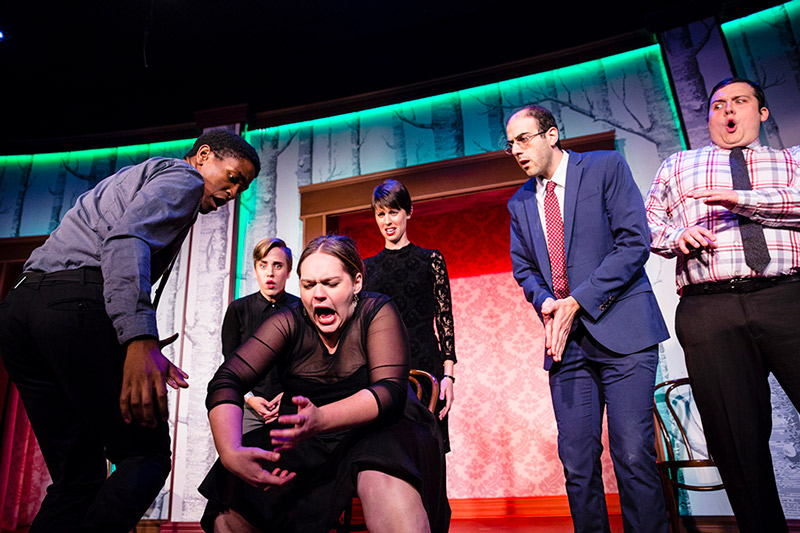 The Second City's 'When Life Gives You Clemens' - Comedy at the Kennedy Center in Washington, DC