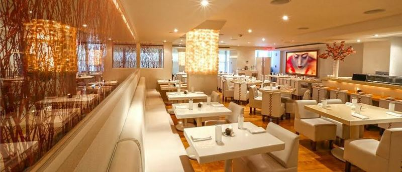 SEI Restaurant and Lounge dining room - Private dining space in Washington, DC