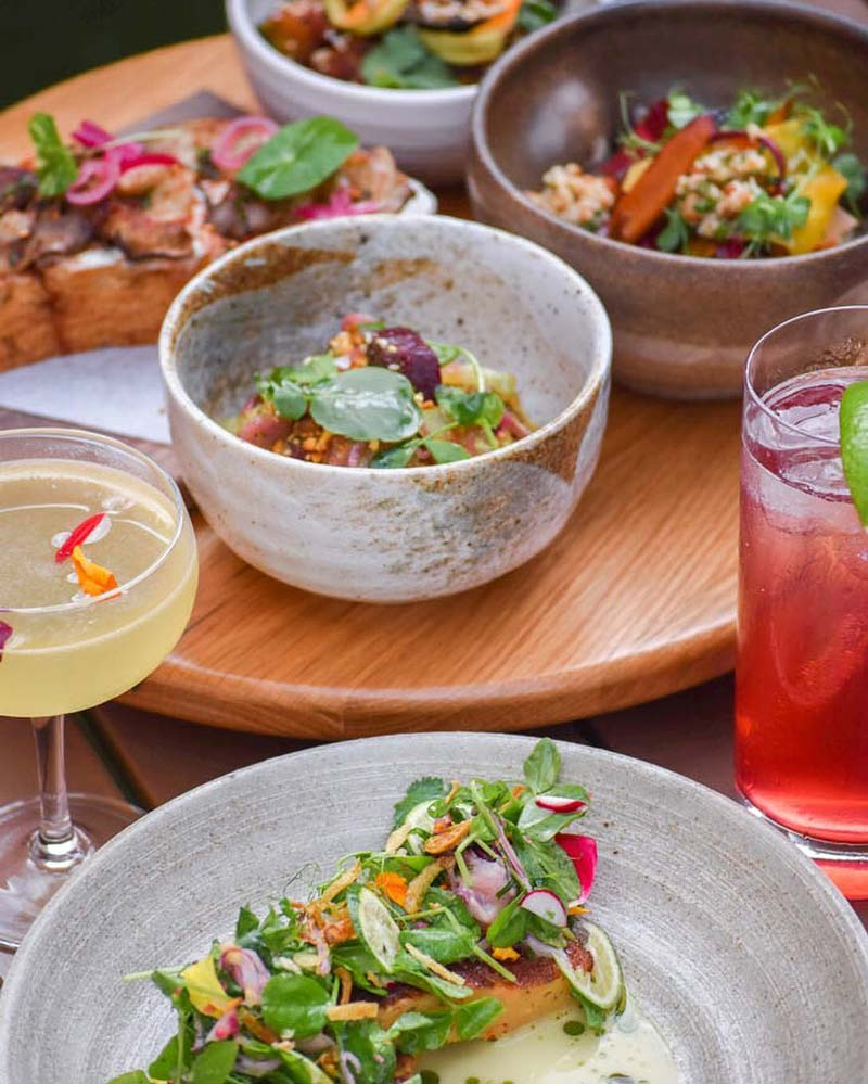 @sensiblestylista - Dinner at Hazel in Shaw - Michelin Guide Bib Gourmand restaurant in Washington, DC