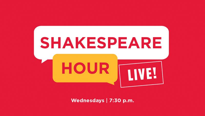 Shakespeare Theatre Company's Shakespeare Hour