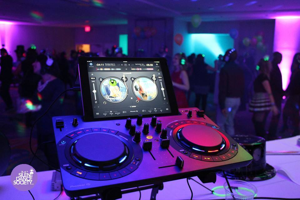 Silent Disco New Year's Eve Party at The Embassy Row Hotel - Ways to Celebrate New Year's Eve in Washington, DC