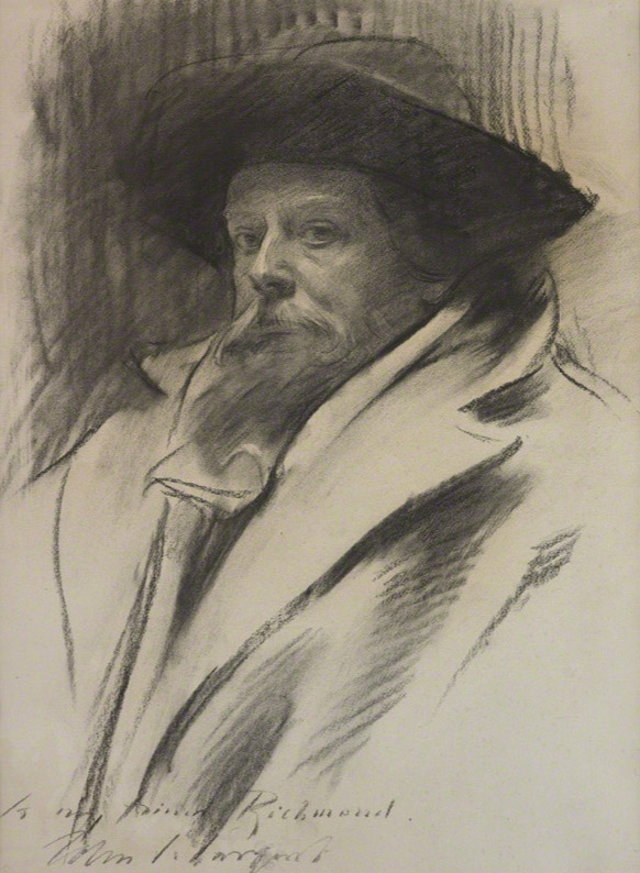 'John Singer Sargent: Portraits in Charcoal' at National Portrait Gallery | Things to Do in Washington, DC in February