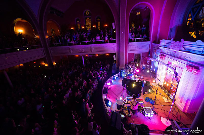 Concert at Sixth and I Historic Synagogue - Music scene in Washington, DC