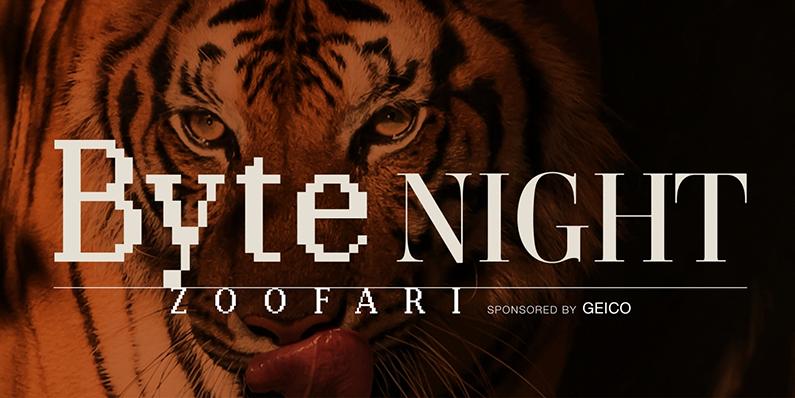 Smithsonian's National Zoo Event Byte Night: ZooFari