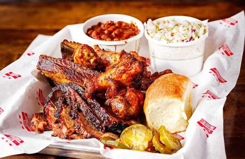 Smoked barbecue meats and sides from DCity Smokehouse - Where to find the best barbecue BBQ in Washington, DC