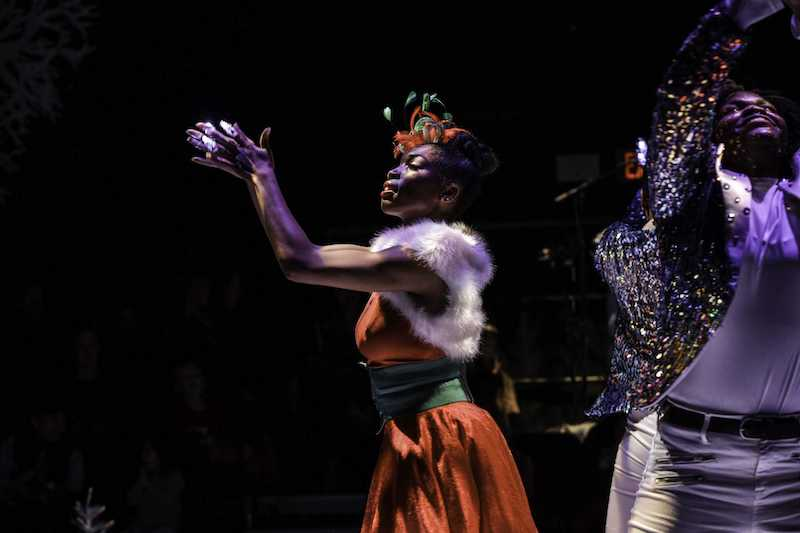 Step Afrika!'s Magical Musical Holiday Step Show