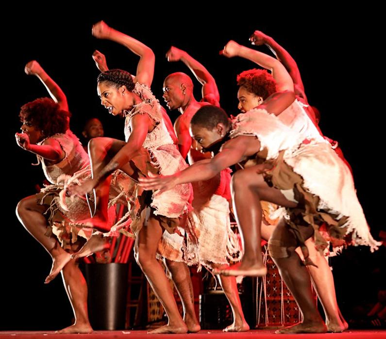 Step Afrika! Virtual Premiere: 'Stono'