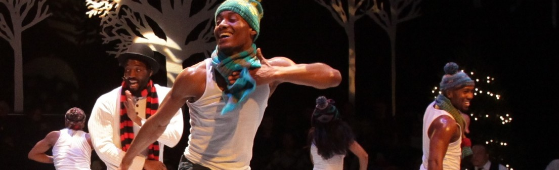 Step Afrika!'s Magical Musical Holiday Step Show - Holiday Performances in Washington, DC