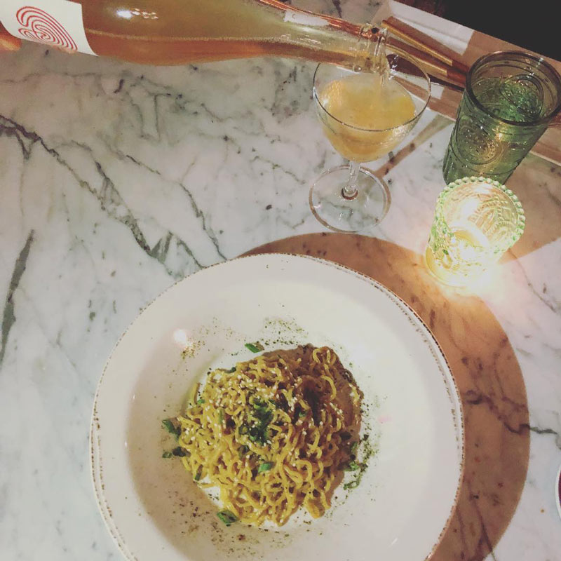 @stephcswan - Dinner at Fancy Radish on H Street NE - Restaurant in Washington, DC