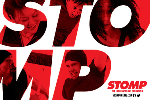 STOMP at National Theatre - Performing arts in Washington, DC this April