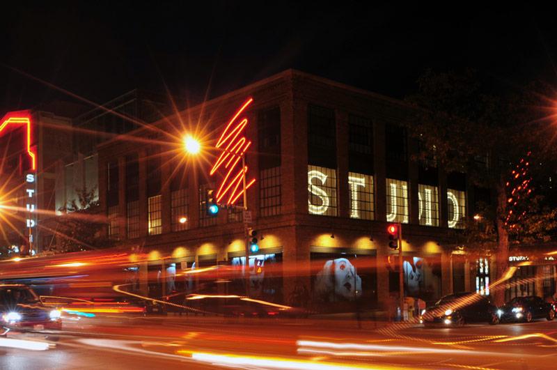 Studio Theatre External Shot in Washington, DC