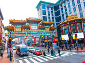 Chinatown Arch - Washington, DC