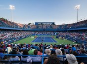 Citi Open summer tennis tournament - Pro sports tournament in Washington, DC