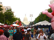 Giant National Capital Barbecue Battle - Summer Food Festival in Washington, DC