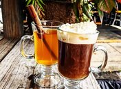 @midlands_dc - hot mulled cider or our Irish Coffee
