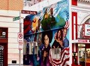 @personwhotakesphotos_ Ben's Chili Bowl Street Mural on U Street