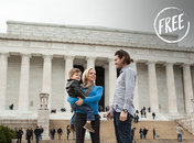 Family on the National Mall - Free family-friendly things to do in Washington, DC