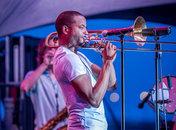 Trombone Player DC Jazz