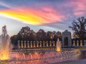 National World War II Memorial - National Mall - Washington, DC