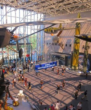 The Smithsonian National Air & Space Museum | washington org
