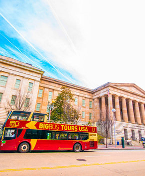 Big Bus Tours in Washington, DC