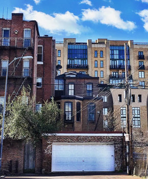 @brittmichele15 - Blagden Alley in the Shaw neighborhood - Washington, DC