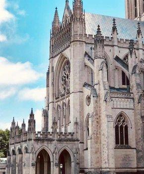 @chriswmcarthur - Washington National Cathedral in Upper Northwest - Landmarks in Washington, DC