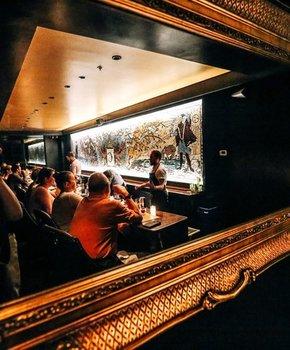 Columbia Room - Derek Brown Cocktail Bar in Washington, DC - Best American Cocktail Bar