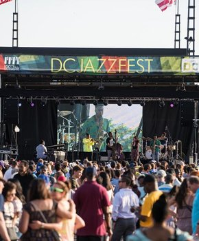 Concert on The Wharf during DC JazzFest - Can't-miss summer festival in Washington, DC