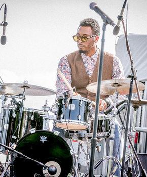 Drummer DC Jazz