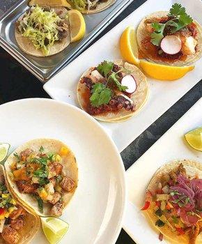 @elchuchodc - Tacos from El Chucho in DC's Columbia Heights neighborhood - Mexican restaurant in Washington, DC