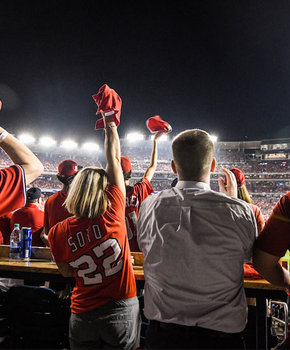 2020 Wild Card Game at Nationals Park
