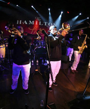 Jazz at The Hamilton Live - Music and Culture in Washington, DC