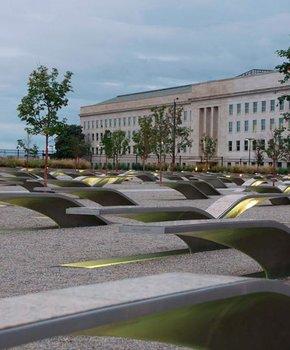 The National 9/11 Pentagon Memorial in Virginia - Memorials Near Washington, DC