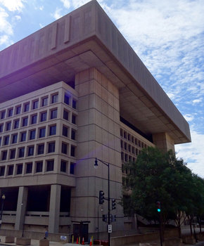 J. Edgar Hoover Building - FBI Headquarters - Washington, DC