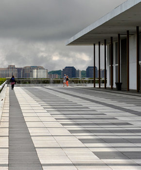 Kennedy Center Terrace - Washington, DC