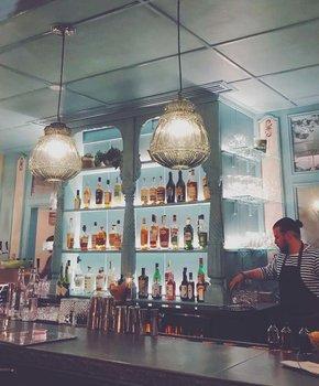 @pandaheadmorgan - Primrose French wine bar in the Brookland neighborhood - Restaurant in Washington, DC