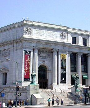 Smithsonian National Postal Museum - Washington, DC