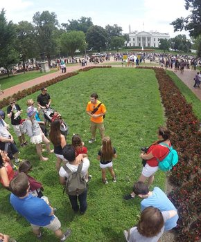 DC by Foot Washington, DC Tours