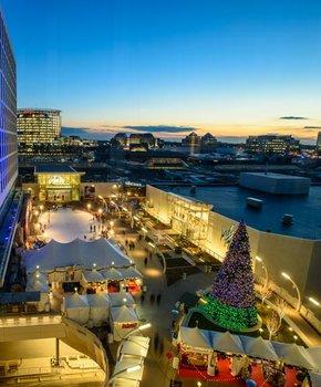 Tysons Corner Center Holiday Display - Shopping Center in Virginia Near Washington, DC