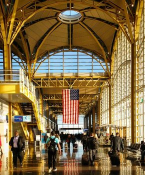 @wsryu_122 - Ronald Reagan National Airport