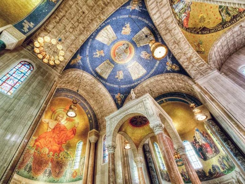 Basilica of the National Shrine of the Immaculate Conception Washington, DC
