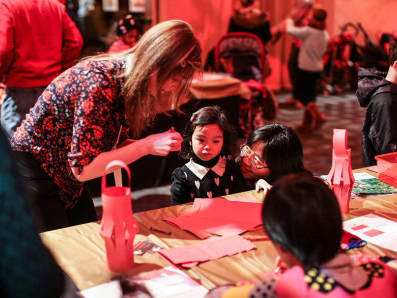 Kennedy Center Family Day - Lunar New Year Celebration – Washington, DC